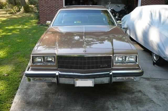 Buick on 1985 Buick Lesabre Collectors Edition